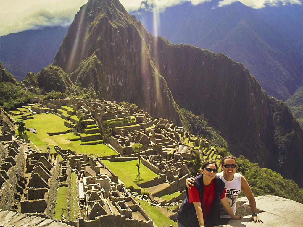 Machu Picchu Renunciamos y Viajamos