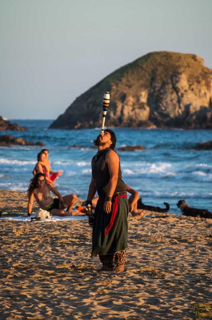 Galería: Imágenes de Zipolite, la playa nudista más famosa