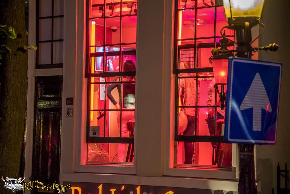 prostitutas de la calle barrio rojo amsterdam prostitutas
