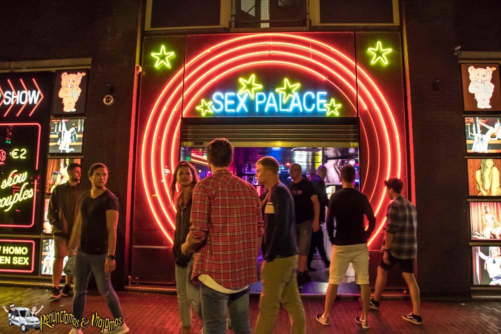 prostitutas holanda precio prostitutas barrio rojo